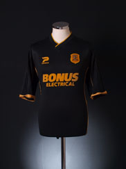 2002-03 Hull City Away Shirt L