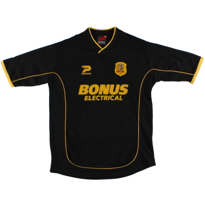 2002-03 Hull City Away Shirt S
