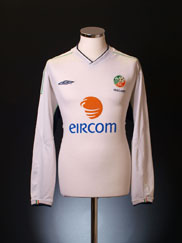 2002-03 Ireland Home Shirt L/S XL