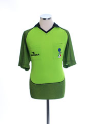 2002-03 Italy FIGC Referee Shirt *Mint* L
