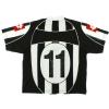 2002-03 Juventus Home Shirt #11 XL