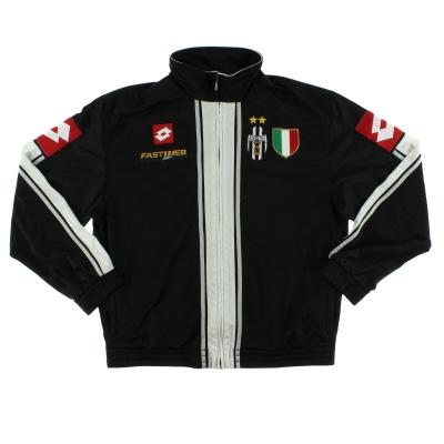 2002-03 Juventus Lotto Track Jacket L