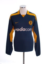 2002-03 Kaizer Chiefs Away Shirt L/S M