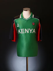 2002-03 Kenya Supporters Home Shirt XXL