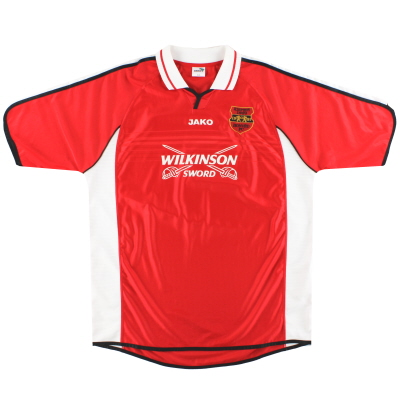 2002-03 Kispest Honved Jako Home Shirt XL