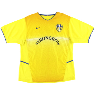 2002-03 Leeds United Away Shirt