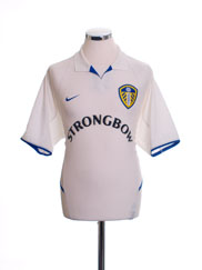 2002-03 Leeds Home Shirt *BNWT* XL