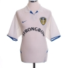 2002-03 Leeds Home Shirt Viduka #9 L
