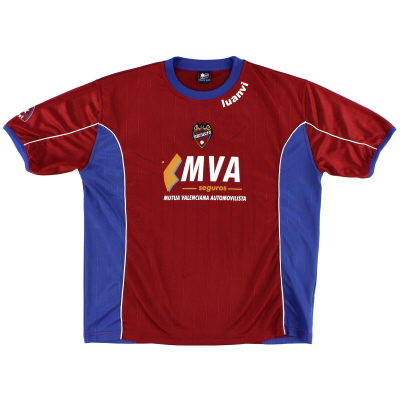 2002-03 Levante Home Shirt XL