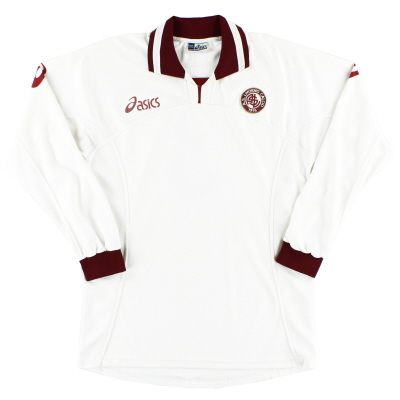 2002-03 Livorno Away Shirt #3 L/S XL