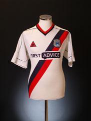 2002-03 Manchester City Away Shirt XL