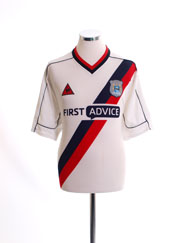 2002-03 Manchester City Away Shirt