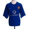 2002-03 Manchester United CL Third Shirt Keane #16 L