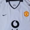 2002-03 Manchester United Goalkeeper Shirt XL