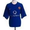 2002-03 Manchester United Third Shirt Veron #4 XL.Boys