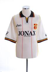 2002-03 Messina Away Shirt L