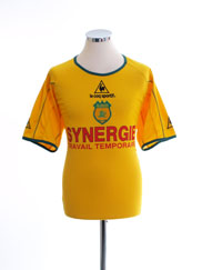 2002-03 Nantes Home Shirt L