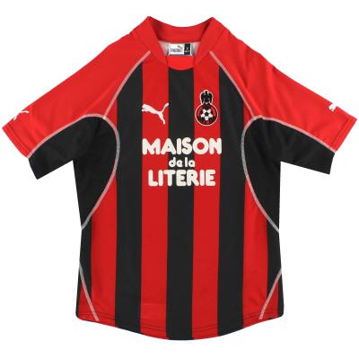 2002-03 Nice Puma Home Shirt S