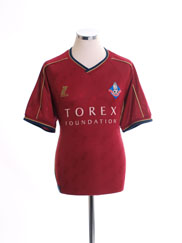 2002-03 Oldham Away Shirt M