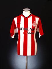 Retro Olympiacos Shirt