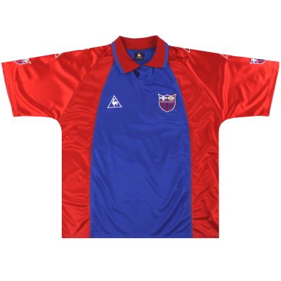 2002-03 Panionios Le Coq Sportif Home Shirt *As New* L