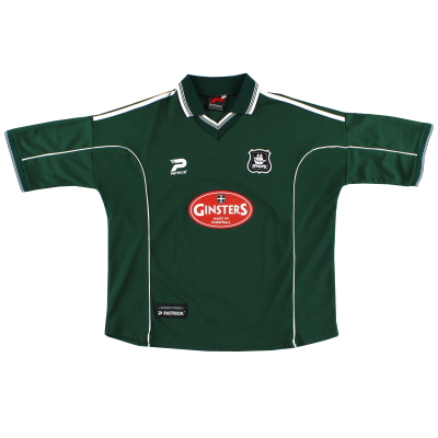 2002-03 Plymouth Patrick Home Shirt XL