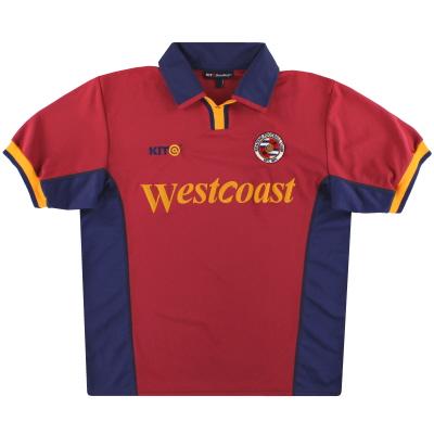 2002-03 Reading Third Shirt L