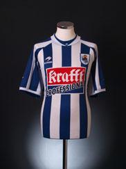 2002-03 Real Sociedad Home Shirt XXL