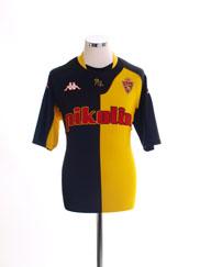 2002-03 Real Zaragoza Away Shirt XL