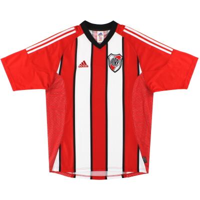 2002-03 River Plate adidas Third Shirt M