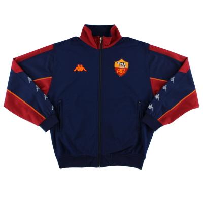 2002-03 Roma Kappa Track Jacket L