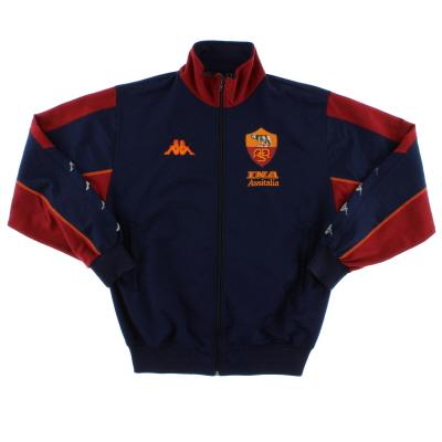 2002-03 Roma Kappa Track Jacket XL