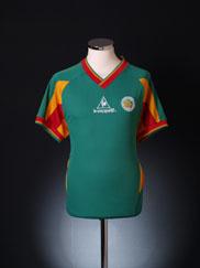 2002-03 Senegal Away Shirt S