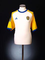 2002-03 Sweden Away Shirt M