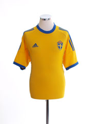 2002-03 Sweden Home Shirt