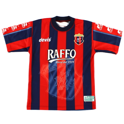2002-03 Taranto Home Shirt S