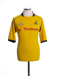 2002-03 Tottenham Third Shirt XL