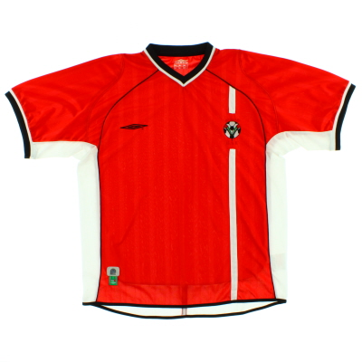 2002-03 UAE Away Shirt