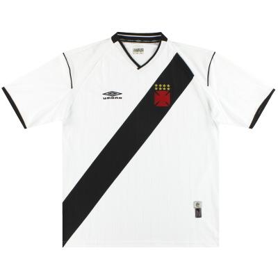 2002-03 Vasco Da Gama Umbro Home Shirt XL
