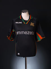 2002-03 Venezia Home Shirt XL