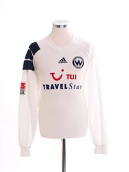 2002-03 Wacker Burghausen Home Shirt L/S XL