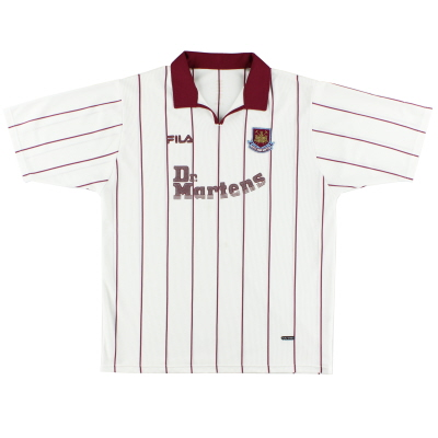 West Ham United  Away Shirt (Original)