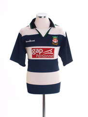 2002-03 Wrexham Away Shirt S