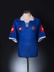 2002-03 Yugoslavia Home Shirt L