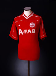 2002-04 Aberdeen Home Shirt M