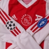 2002-04 Ajax Champions League Home Shirt L/S L