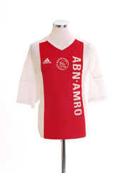 2002-04 Ajax Home Shirt XL