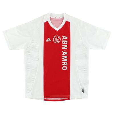 2002-04 Ajax Home Shirt XXL