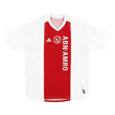 2002-04 Ajax Home Shirt Y