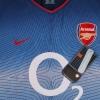2002-04 Arsenal Away Shirt *w/tags* XL